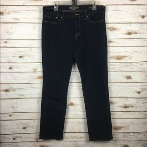 Lucky Brand Blue Sweet N' Straight Jeans, Sz 12/31